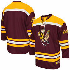 Minnesota Golden Gophers Colosseum Hockey Jersey - Maroon - College