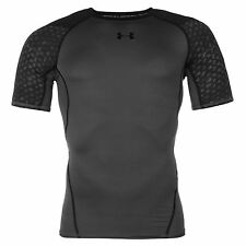 Under Armour Mens HeatGear Exclusive T Shirt Short Sleeve Round Neck Sports Top