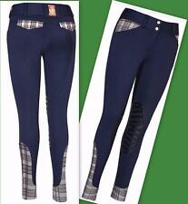 Baker Ladies Pro COOL-MAX Knee Patch Breeches Equine Couture Feel & Look Good!