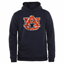 Auburn Tigers Big & Tall Classic Primary Pullover Hoodie - Navy - College