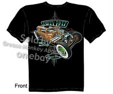 1930 1931 Sedan Rat Rod T Shirt 30 31 Ford Hot Rod Tee Tudor Sz M L XL 2XL 3XL