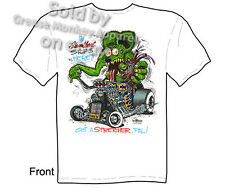 Ratfink T Shirts Hot Rod Clothing Ford Shirts Big Daddy Shirt 1932 Ed Roth Tee