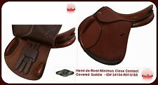 HDR Henri de Rivel WIDE Tree MINIMUS Close Contact Covered Saddle Oak Bark BACK!