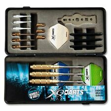 XQ Max Brass Darts Gift Set Steel SoftIP DART Gift Set