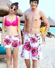 New Men Women's Surf Boardshorts Swim Board Shorts Sports Beach Pants DR661