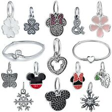 925 Sterling Silver Brand Special New Charms For European Bead Bracelet Necklace