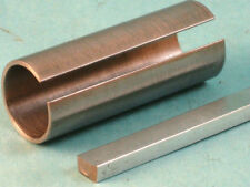 """3/4"""" ID X 7/8"""" OD  X 1-1/4  to 6"""" L Stainless Steel Shaft Adapter Bushing + Key"""