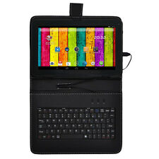 10.1''Android 4.4 Tablet PC 8GB Quad Core&Camera 10 Inch Bluetooth WiFi+Keyboard