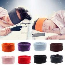 NEW For Samsung/Phone Ultra-thin Sleeping Sports Headband Headphone Headsets B68