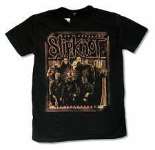 """SLIPKNOT """"BLURRY VISION"""" BLACK T SHIRT NEW OFFICIAL ADULT METAL BAND"""