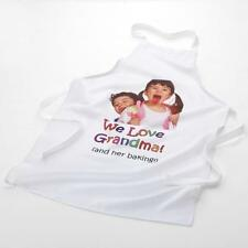 Apron Personalised With Your Image, Design & Or Text In Toddler To Adult Sizes
