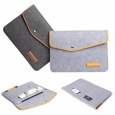 "Felt Sleeve Laptop Case Cover Bag for Apple MacBook Air Pro Retina 11"" 13"" 15"""