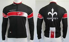"Wilier Triestina "" Team Speed "" Jersey Jersey long sleeve black NEW"