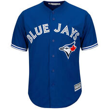 Toronto Blue Jays Majestic Youth Official Cool Base Jersey - Royal - MLB