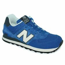 New Balance Classic Traditionnels Blue White Womens Trainers