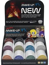 Face Paint Body Make Up FX Makeup Fancy Dress ALL COLOURS