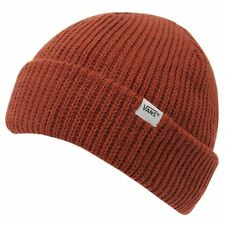 Vans Mens Core Beanie Hat Cap Knitted Winter Headwear Accessories
