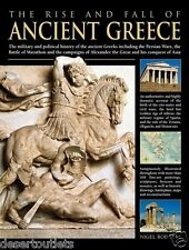 The Rise and Fall of Ancient Greece by Nigel Rodgers [Hardcover]