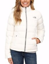 Women's North Face White Nuptse 2 700 Down Jacket New $220