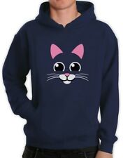 Cat Face - Best Gift for Cat Lovers Cute Animal Lover Hoodie Gift Idea