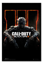 Framed Call Of Duty Black Ops 3 Poster New