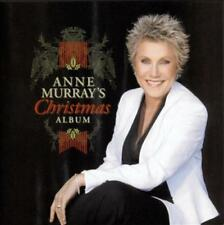 ANNE MURRAY - ANNE MURRAY'S CHRISTMAS ALBUM USED - VERY GOOD CD