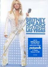 BRITNEY SPEARS - LIVE FROM LAS VEGAS USED - VERY GOOD DVD