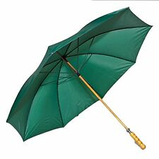 Golf Umbrella with Choice of 8 Beautiful Colors with Wooden Shaft