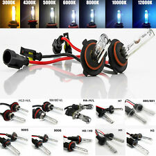 HID Xenon Conversion Headlight Bulbs Lamps 55W H1 H7 H11 H4 4300K 6000K 8000K