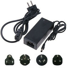 AC 100-240V to DC 12V 5A 60W Power Supply Adapter With Cord For Led Light Strip