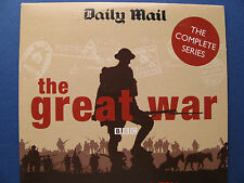 THE GREAT WAR   PART 21 -- BBC DOCUMENTARY WW1 (1964) = PROMO =VGC part of set