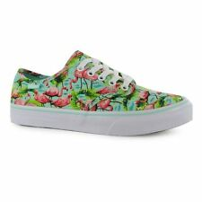Vans Womens Camden Deluxe Canvas Shoes Ladies Lace Up Coloured Casual