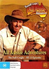 Russell Coight's All Aussie Adventure : Series 1-2 : NEW DVD