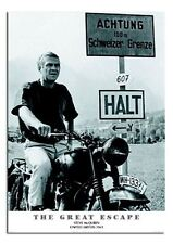 The Great Escape Steve Mcqueen Poster New - Laminated Available