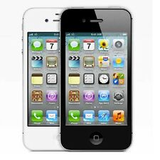 New Apple iPhone 4S - 8 16 32 64GB Black &White Unlocked,GSM AT&T, T-Mobile