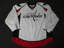 New Washington Capitals Authentic Team Issued Reebok Edge 2.0 Hockey Jersey