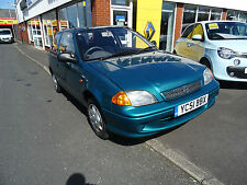 2001 (51) Suzuki Swift 1.0 GLS / 56,000 miles / MOT March 2017 / Warranty inc.