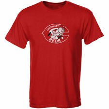 Cincinnati Reds Youth Cooperstown T-Shirt – Red - MLB