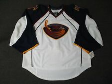 New Atlanta Thrashers Pro Stock Reebok Edge 2.0 Blank Hockey Jersey Authentic
