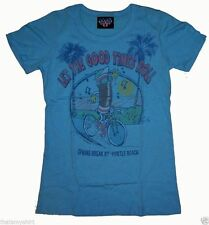 T-Shirts New Junk Food Tootsie Roll Let The Good Times Roll Juniors T-Shirt