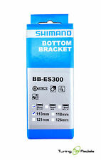 Shimano External Bottom bracket BB-ES300 BSA 68 - 113 / 118 / 121 - 126 mm