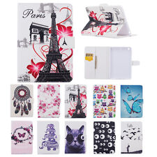 UK Magnetic Pattern Leather Stand Smart Cover Case for iPad 2 3 4 Mini Air Pro
