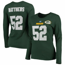 Clay Matthews Majestic Green Bay Packers T-Shirt - NFL