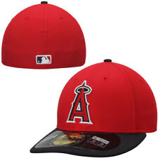 New Era Los Angeles Angels of Anaheim Fitted Hat - MLB