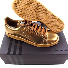 ADIDAS X RAF SIMONS STAN SMITH GOLD SNEAKER NEW MEN US SIZE 7-12 NMD YEEZY BOOST