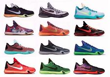 NEW Nike Kobe X 10 Youth/Kids Athletic Shoes, Color, Size, # 743872, # 726067