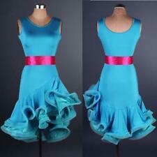 Tango Rumba Latin Salsa Samba Cha cha Ballroom Dance Party Dress Dancewear A1258