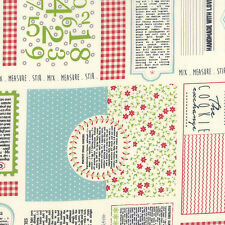 Moda Sweetwater Cookie Exchange Quilt Fabric By The Yard