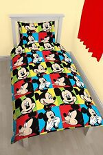 SINGLE BED KIDS NEW DESIGN DISNEY MICKEY MOUSE