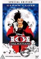 Disney's 101 DALMATIANS : NEW DVD : Glenn Close